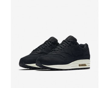 Chaussure Nike Air Max 1 Pinnacle Pour Femme Lifestyle Noir/Voile/Noir_NO. 839608-005