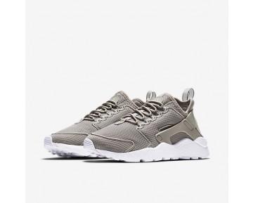 Chaussure Nike Air Huarache Ultra Breathe Pour Femme Lifestyle Gris Pâle/Blanc/Bleu Glacier/Gris Pâle_NO. 833292-003