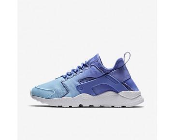 Chaussure Nike Air Huarache Ultra Breathe Pour Femme Lifestyle Polaire/Bleu Calme/Blanc/Polaire_NO. 833292-401