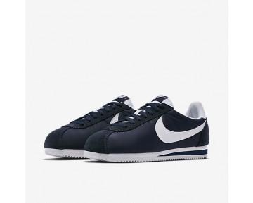 Chaussure Nike Classic Cortez Nylon Pour Femme Lifestyle Obsidienne/Blanc_NO. 807472-410