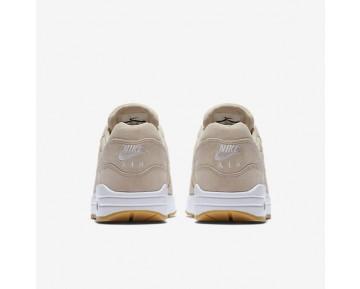 Chaussure Nike Air Max 1 Sd Pour Femme Lifestyle Flocons D'Avoine/Blanc/Gomme Marron Clair/Flocons D'Avoine_NO. 919484-100