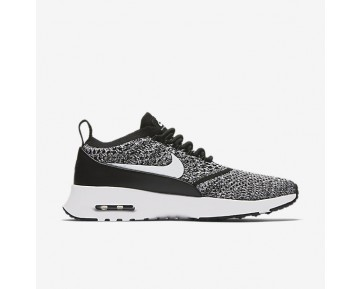 Chaussure Nike Air Max Thea Ultra Flyknit Pour Femme Lifestyle Noir/Blanc_NO. 881175-001