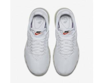 Chaussure Nike Air Max 95 Premium Pour Femme Lifestyle Blanc/Blanc/Blanc_NO. 896495-100