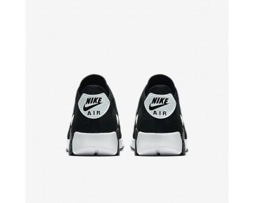Chaussure Nike Air Max 90 Ultra 2.0 Flyknit Pour Femme Lifestyle Noir/Blanc/Anthracite/Noir_NO. 881109-002
