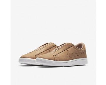 Chaussure Nike Tennis Classic Ease Pour Femme Lifestyle Poussière D'Argile/Blanc Sommet/Rose Perle/Poussière D'Argile_NO. 896504-200