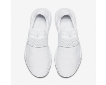 Chaussure Nike Sock Dart Pour Femme Lifestyle Blanc/Platine Pur_NO. 848475-100