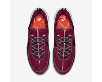 Chaussure Nike Zoom Spiridon Ultra Pour Homme Lifestyle Rouge Équipe/Gris Foncé/Cramoisi Brillant/Noir_NO. 876267-600
