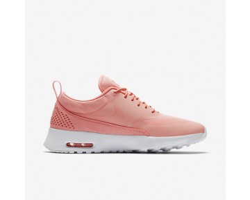 Chaussure Nike Air Max Thea Pour Femme Lifestyle Melon Brillant/Blanc/Melon Brillant_NO. 599409-803