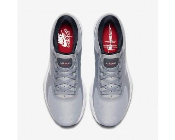 Chaussure Nike Air Max Zero Pour Femme Lifestyle Argent Métallique/Rouge Université/Noir/Argent Métallique_NO. 789695-002