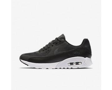Chaussure Nike Air Max 90 Ultra 2.0 Pour Femme Lifestyle Noir/Blanc/Noir/Hématite Métallique_NO. 881106-002