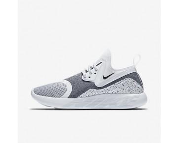 Chaussure Nike Air Max Thea Premium Pour Femme Lifestyle Blanc/Blanc/Noir_NO. 923620-100