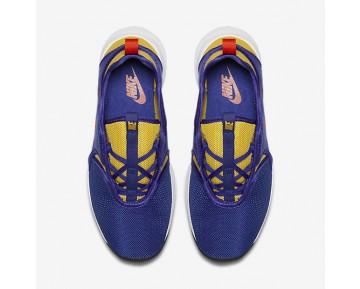 Chaussure Nike Loden Pour Femme Lifestyle Harmonie/Maïs Éclatant/Blanc/Orange Collège_NO. 896298-400