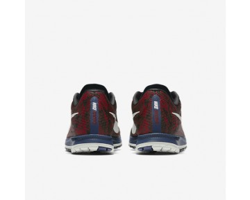 Chaussure Nike Lab Gyakusou Zoom Streak 6 Pour Femme Lifestyle Rouge Équipe/Bleu Bravoure/Noir/Beige Clair_NO. 875850-600