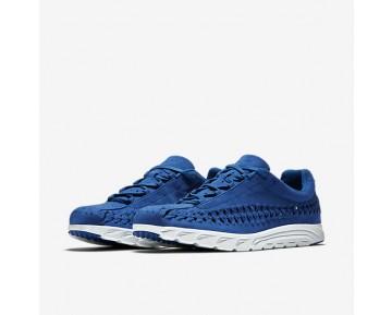 Chaussure Nike Mayfly Woven Pour Homme Lifestyle Royal Équipe/Noir/Blanc Cassé_NO. 833132-401