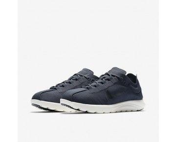 Chaussure Nike Lab Mayfly Lite Si Pinnacle  Pour Femme Lifestyle Bleu Orage/Platine Pur/Voile/Obsidienne_NO. 881197-400