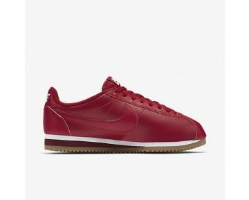 Chaussure Nike Classic Cortez Metallic Pour Femme Lifestyle Rouge Sportif/Blanc/Rouge Équipe/Rouge Sportif_NO. 807471-600
