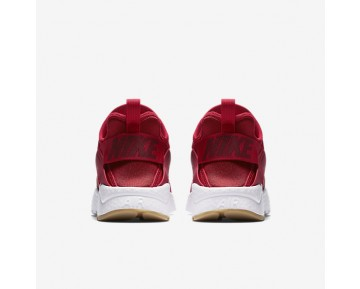 Chaussure Nike Air Huarache Ultra Si Pour Femme Lifestyle Rouge Sportif/Blanc/Gomme Marron Clair/Rouge Sportif_NO. 881100-600