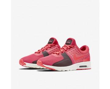 Chaussure Nike Air Max Zero Pour Femme Lifestyle Braise Brillant/Voile/Bordeaux Nuit/Braise Brillant_NO. 857661-800