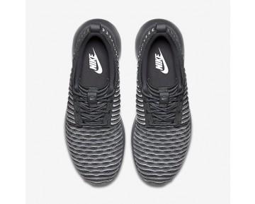 Chaussure Nike Roshe Two Flyknit Pour Femme Lifestyle Gris Foncé/Platine Pur/Gris Foncé_NO. 844929-002