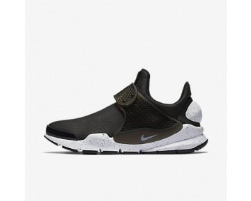 Chaussure Nike Sock Dart Premium Pour Femme Lifestyle Noir/Noir/Blanc_NO. 881186-001