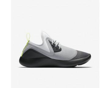 Chaussure Nike Lunarcharge Essential Bn Pour Femme Lifestyle Gris Foncé/Noir/Volt/Volt_NO. 933797-070