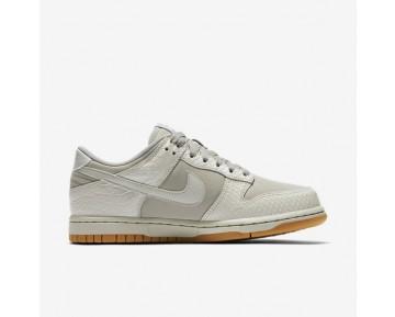 Chaussure Nike Dunk Low Premium Pour Femme Lifestyle Beige Clair/Jaune Gomme/Blanc/Beige Clair_NO. 896188-002