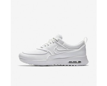 Chaussure Nike Air Max Thea Ultra Si Pour Femme Lifestyle Blanc Sommet/Teinte Bleue/Blanc Sommet/Blanc Sommet_NO. 881119-100