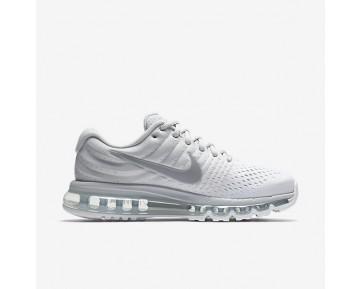 Chaussure Nike Air Max 2017 Pour Femme Running Platine Pur/Blanc/Blanc Cassé/Gris Loup_NO. 849560-009