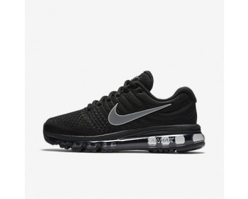Chaussure Nike Air Max 2017 Pour Femme Running Noir/Anthracite/Blanc_NO. 849560-001