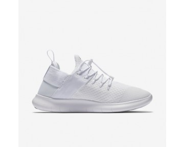 Chaussure Nike Free Rn Commuter 2017 Pour Femme Running Blanc/Blanc/Blanc_NO. 880842-100