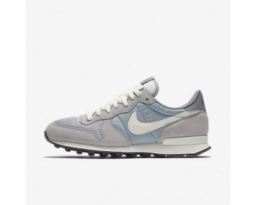 Chaussure Nike Internationalist Pour Homme Lifestyle Gris Loup/Voile/Voile_NO. 828041-015