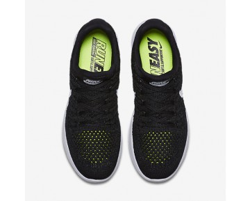 Chaussure Nike Lunarepic Low Flyknit 2 Pour Femme Running Noir/Anthracite/Blanc_NO. 863780-001