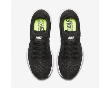 Chaussure Nike Air Zoom Vomero 12 Pour Femme Running Noir/Anthracite/Blanc_NO. 863766-001