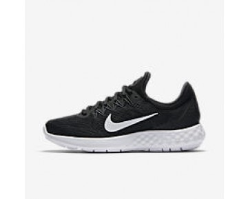 Chaussure Nike Lunarglide 8 Pour Femme Running Noir/Anthracite/Blanc_NO. 843726-001