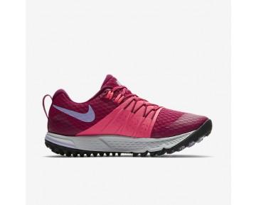 Chaussure Nike Air Zoom Wildhorse 4 Pour Femme Running Fuchsia Sport/Rose Coureur/Baie Véritable/Hortensias_NO. 880566-600