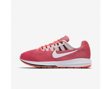 Chaussure Nike Air Zoom Structure 20 Pour Femme Running Rose Coureur/Platine Pur/Brume De Minuit/Blanc_NO. 849577-601
