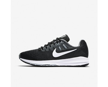 Chaussure Nike Air Zoom Structure 20 Pour Femme Running Noir/Gris Froid/Gris Loup/Blanc_NO. 849577-003