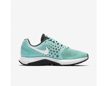 Chaussure Nike Air Zoom Span Pour Femme Running Hyper Turquoise/Gris Foncé/Hyper Jade/Blanc_NO. 852450-302