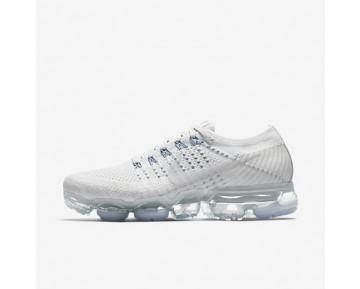Chaussure Nike Air Vapormax Flyknit Pour Femme Running Gris Pâle/Voile/Platine Pur/Noir_NO. 899472-002
