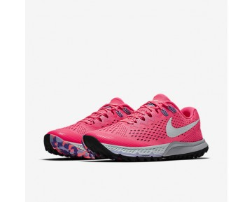 Chaussure Nike Air Zoom Terra Kiger 4 Pour Femme Running Rose Coureur/Hortensias/Rose Vif/Blanc_NO. 880564-601