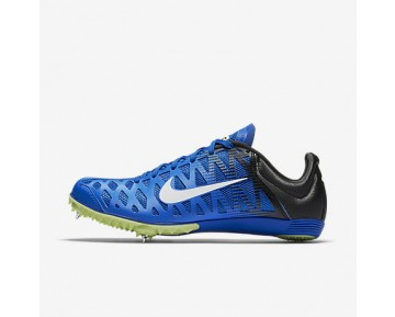 Chaussure Nike Zoom Maxcat 4 Pour Femme Running Hyper Cobalt/Noir/Vert Ombre/Blanc_NO. 549150-413
