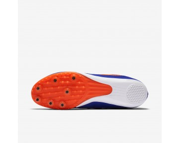 Chaussure Nike Zoom Rival M 8 Pour Femme Running Bleu Université/Bleu Coureur/Cramoisi Total_NO. 806555-484
