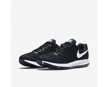 Chaussure Nike Air Zoom Pegasus 33 Pour Femme Running Noir/Anthracite/Gris Froid/Blanc_NO. 831356-001
