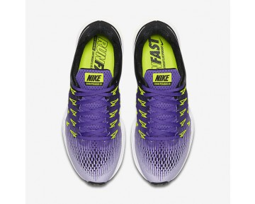 Chaussure Nike Air Zoom Pegasus 33 Pour Femme Running Hyper Raisin/Hortensias/Noir/Blanc_NO. 831356-502