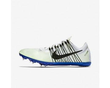 Chaussure Nike Zoom Victory Elite Pour Femme Running Blanc/Bleu Coureur/Noir_NO. 526627-100