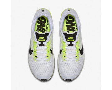 Chaussure Nike Zoom Streak 6 Pour Femme Running Blanc/Volt/Noir_NO. 831413-107