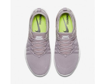 Chaussure Nike Free Tr7 Pour Femme Fitness Et Training Brume Prune/Blanc Sommet/Brume Prune_NO. 904651-500