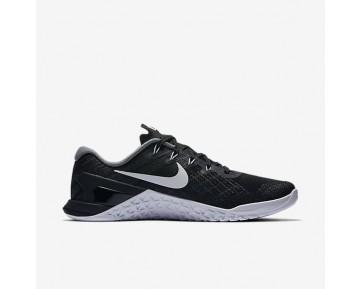 Chaussure Nike Metcon 3 Pour Femme Fitness Et Training Noir/Blanc_NO. 849807-001