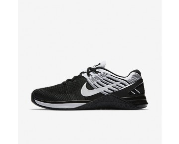 Chaussure Nike Metcon Dsx Flyknit Pour Femme Fitness Et Training Noir/Blanc_NO. 849809-001