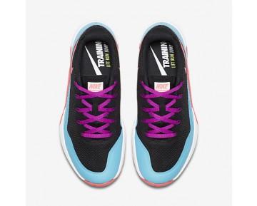 Chaussure Nike Metcon Repper Dsx Pour Femme Fitness Et Training Multicolore/Bleu Chlorine/Hyper Violet/Rose Coureur_NO. 902173-002